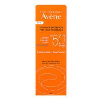 Crème solaire teintée SPF50+ Avène...