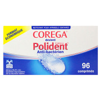 Corega nettoyant anti-bactérien 96...