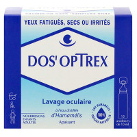 Dos'optrex lavage oculaire 15...