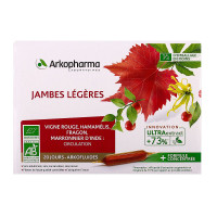 Arkofluides bio jambes légères...
