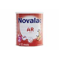 AR 2 lait poudre bébé 6-12M 800g