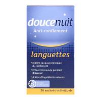 Anti-ronflement 28 languettes