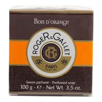 Savon parfumé 100g - bois d'orange