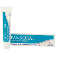 Pansoral gel juniororthodontie15ml