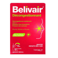 Belivair spray décongestionnant 20 ml