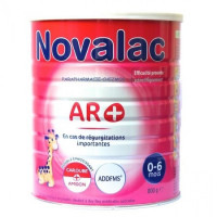 AR+ lait poudre bébé 0-6M 800g