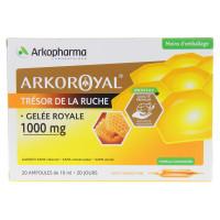 Arkoroyal Gelée Royale 1000 mg 20...