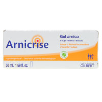 Gilbert Arnicrise gel arnica 50 ml