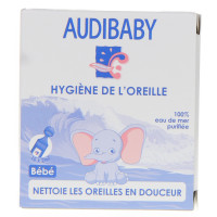 Audibaby Solution auriculaire 10...