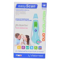 EASYSCAN Thermomètre VM-ZX1 Turquoise