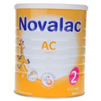 Novalac AC lait 2ème âge 800 g