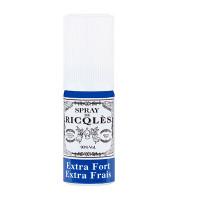 Spray buccal à la menthe