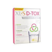 XLS D-TOX Avant la perte de poids...
