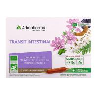 Arkofluides transit intestinal...