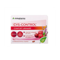 Cys-control confort urinaire...