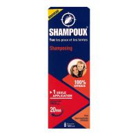 Shampoux traitement anti-poux...