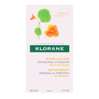 Shampooing à la capucine Klorane x...