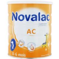 AC 1 lait poudre bébé 0-6M 800g