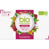 Infusion Bio Circulation 20 Sachets