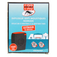 Diffuseur Nomade Antimoustiques