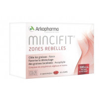 Mincifit Zones Rebelles 60 Capsules