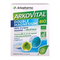 Arkovital double magnésium bio 30...