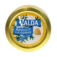 Valda goût miel citron 50g