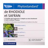 Phytostandard Rhodiole & Safran 30...