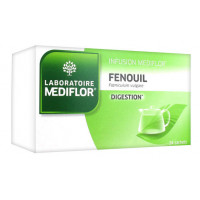 Fenouil Infusions 24 Sachets