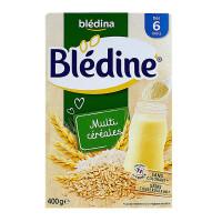 Blédine multi-céréales dès 6 mois...
