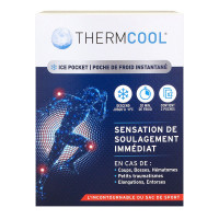 Thermcool 2 poches de froid...