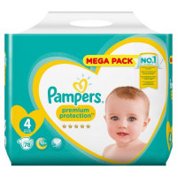 Premium Protection 9-14kg Taille 4...