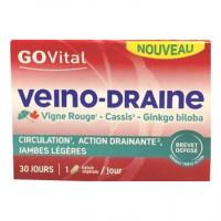 GoVital Veino-Draine 30 Comprimés
