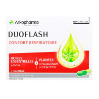 Duoflash confort respiratoire 20...