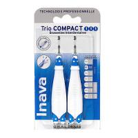 Trio Compact 2x3 brossettes...