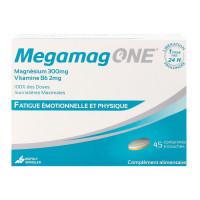 Megamag One 45 comprimés