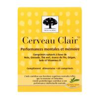 Cerveau Clair 60 comprimés