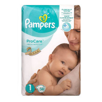 ProCare 2-5kg 38 couches