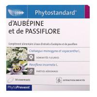 Phytostandard aubépine 30 comprimés