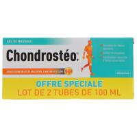 CHONDROSTEO + Gel mass conf muscul...