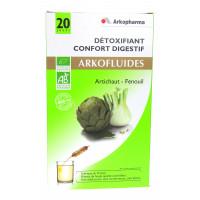 Arkofluides Artichaut/Fenouil Bio