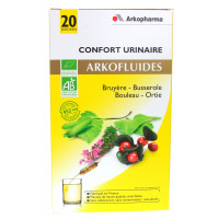 Arkofluides Confort Urinaire Bio