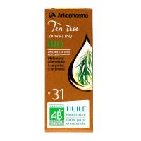 Huile essentielle n°31 Tea Tree 10ml