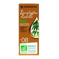 Huile essentielle n°08 eucalyptus...