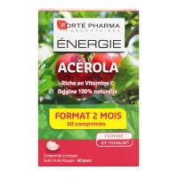 Energie acérola 60 comprimés