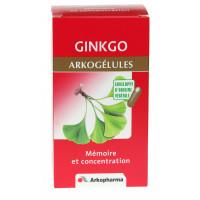 Arkogélules Ginkgo