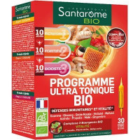 Programme Ultra Tonique Bio...