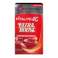 Vitalité 4G ultra boost 30 comprimés