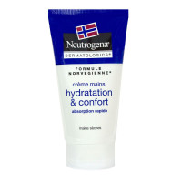 Crème mains hydratation & confort...