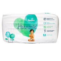 Harmonie 46 couches 6-10kg taille 3